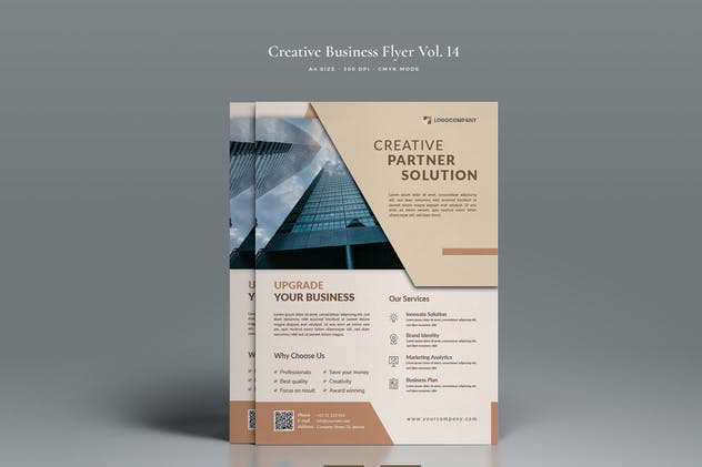 Promotion Business Flyer