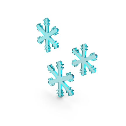 Погода Икон Снежинка
