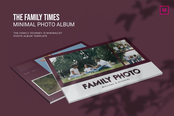 Thumbnail for Family Times - Album photo