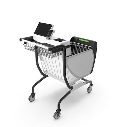 Smart-Einkaufswagen