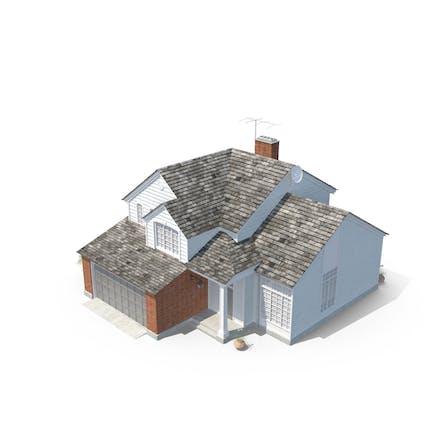 Suburban Haus