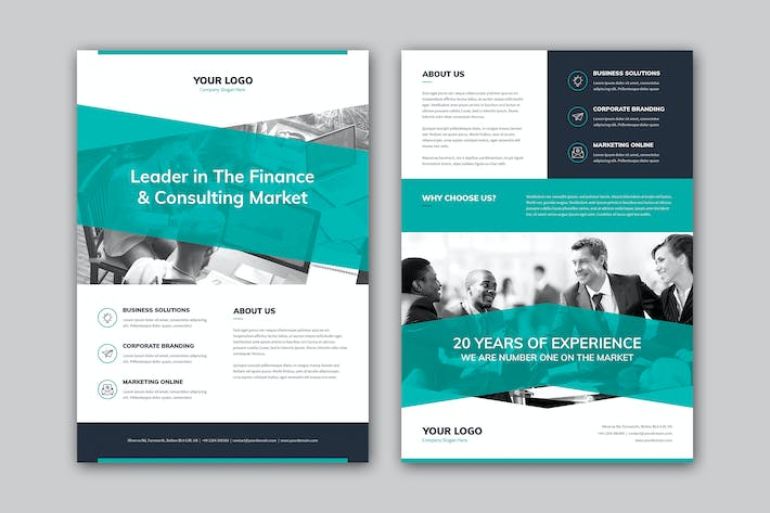 Thumbnail for Flyer – Corporate