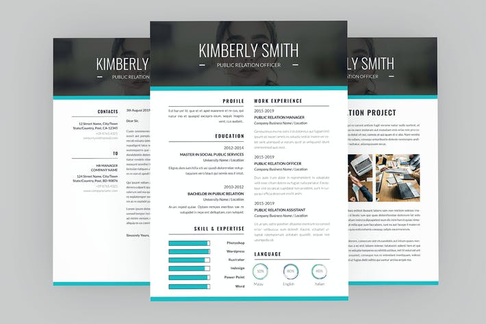 Prosperity Resume Designer