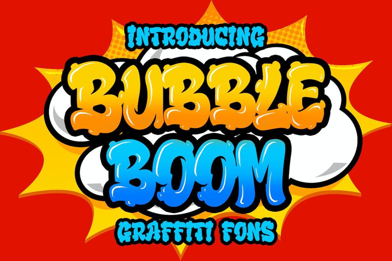 Bubble-Boom