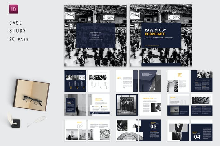 Thumbnail for Case Study Corporate