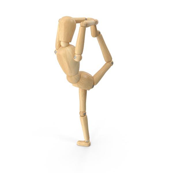 Yoga Mannequin