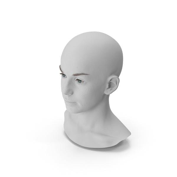 Thumbnail for Rhea Human Head Neutral AU0