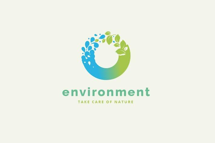 Thumbnail for Environment Logo Template