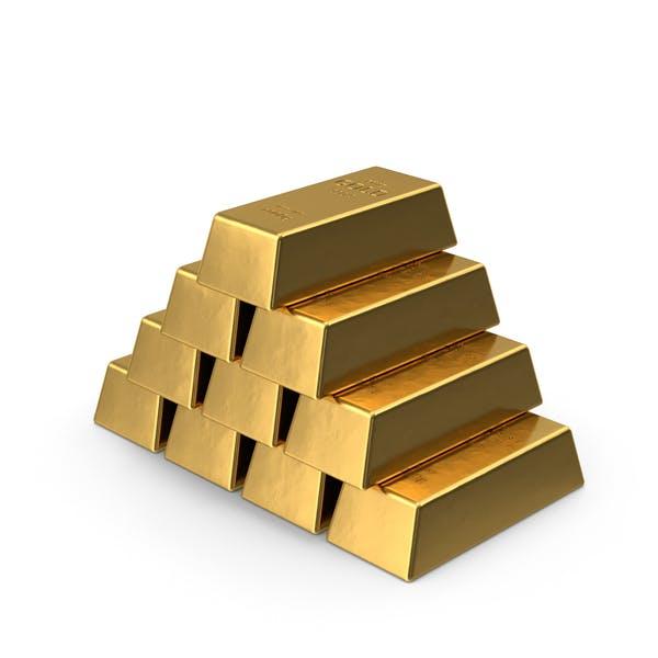 Thumbnail for Gold Bars Pile
