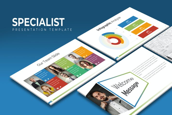 Specialist - Powerpoint Template
