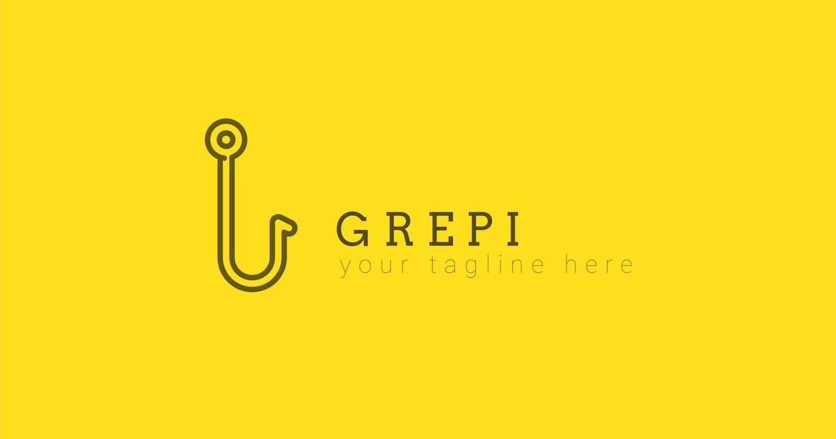 Download Grepi - Fishing Logo Template by ThemeWisdom