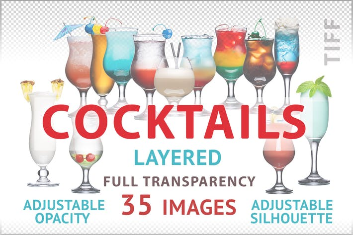 Thumbnail for 35 Cocktails