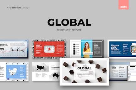 Globaler PowerPoint