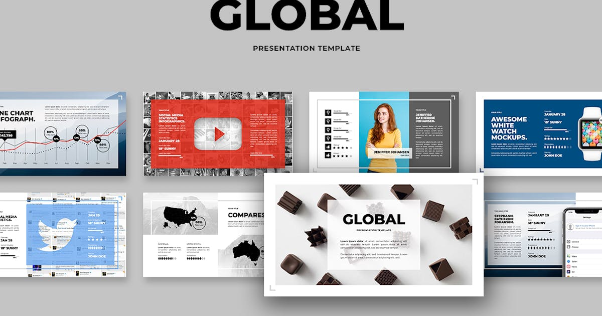 Download Global PowerPoint by CreathriveDesign