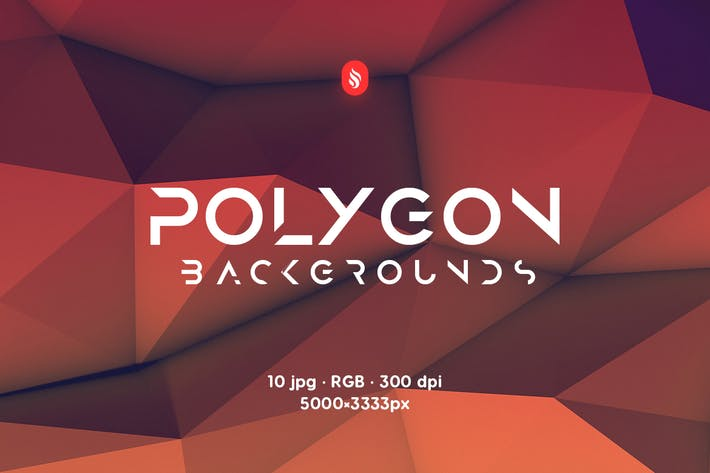 Thumbnail for Realistic Polygon Backgrounds
