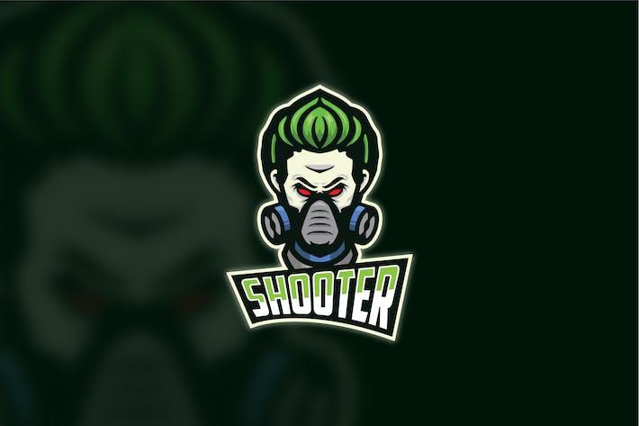 Thumbnail for Shooter Esports Logo