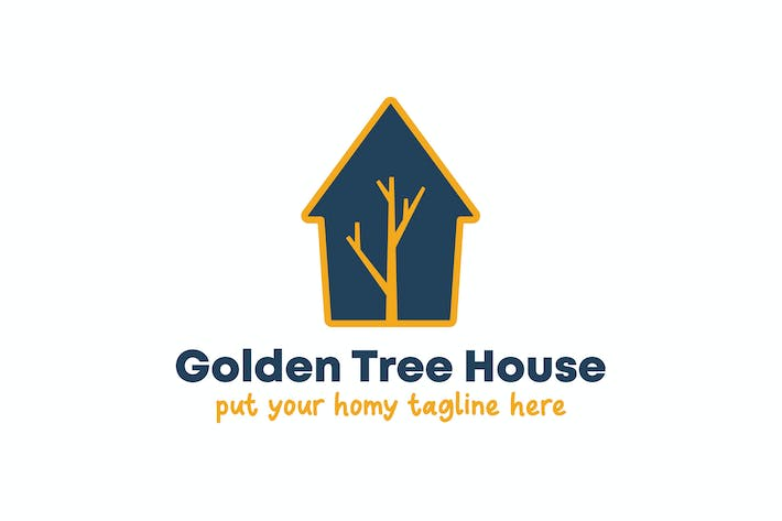 Thumbnail for Golden Tree House Logo