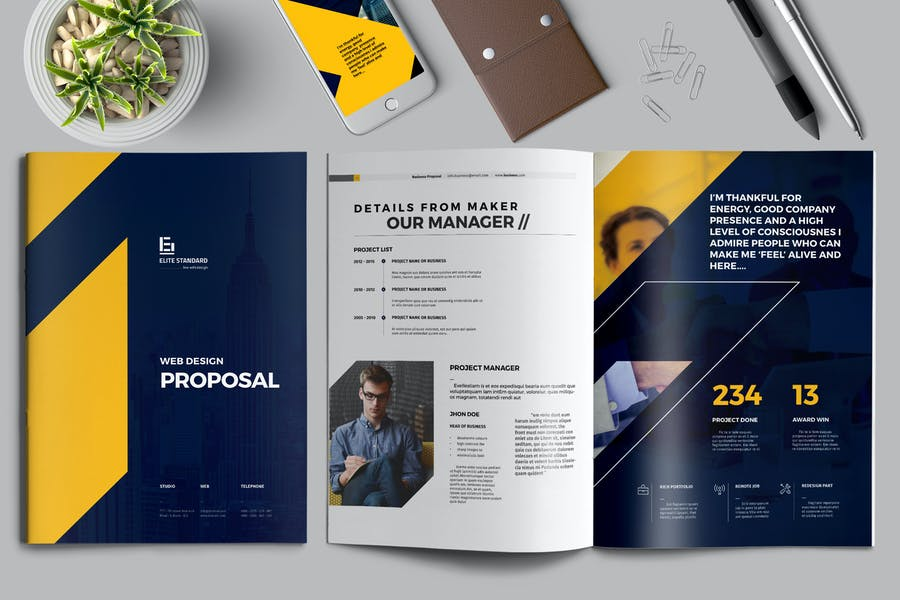 Web-design Proposal