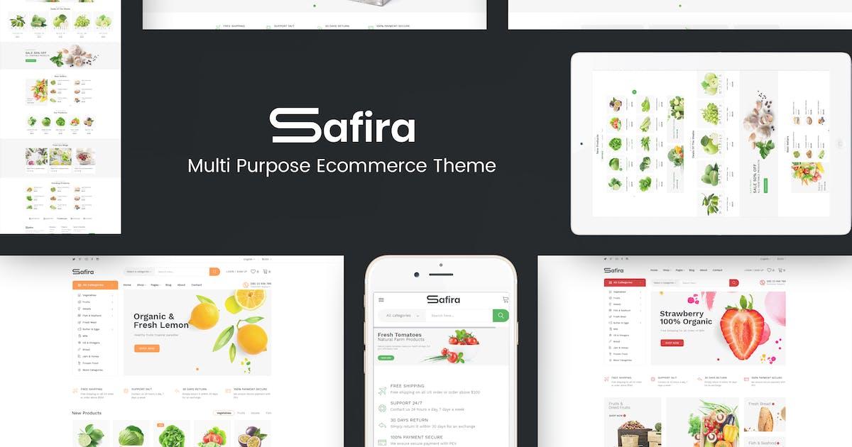 Download Safira - Food & Organic WordPress Theme by Plaza-Themes