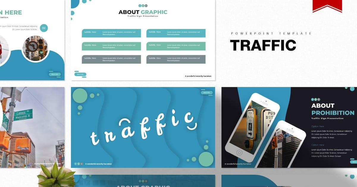 Download Traffic | Powerpoint Template by Vunira