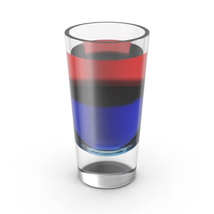 Pornostar Shooter Glas