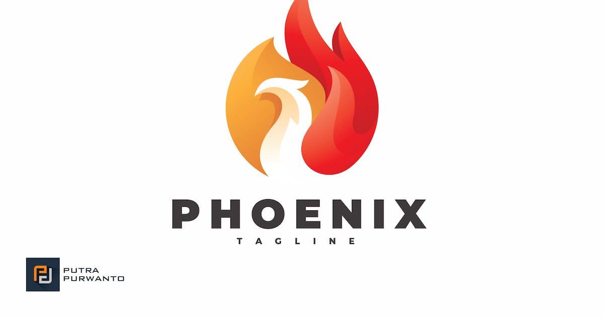 Download Fire Bird - Logo Template by putra_purwanto