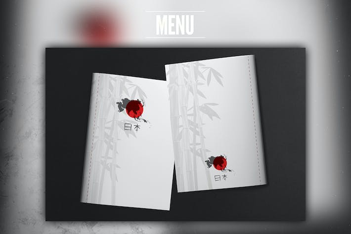 Thumbnail for Asian Food Menu