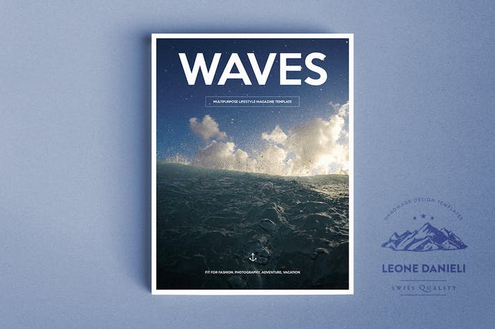 Thumbnail for WAVES Magazine