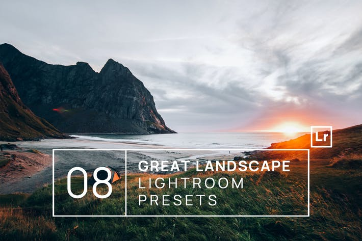 Thumbnail for 8 Great Landscape Lightroom Presets + Mobile