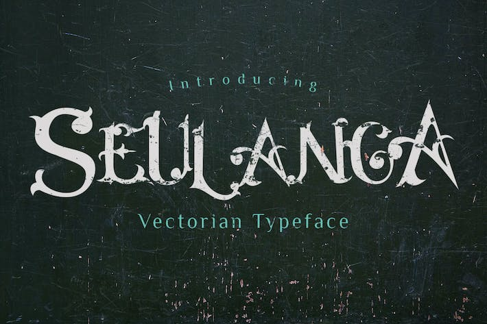 Thumbnail for Seulanga Decorative Font