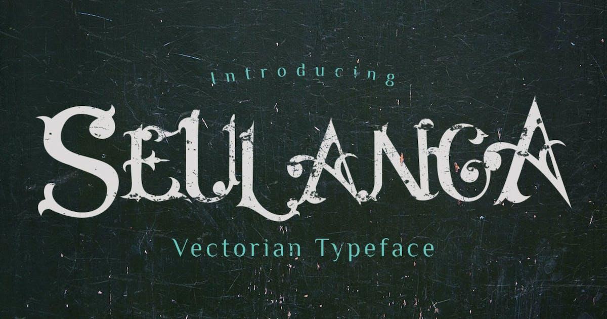 Download Seulanga Decorative Font by dirtylinestudio