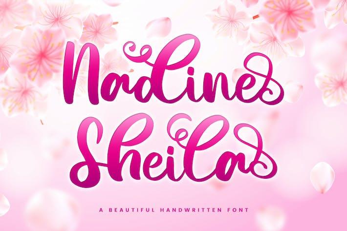 Thumbnail for Nadine Sheila