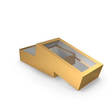 Opened Box Gold