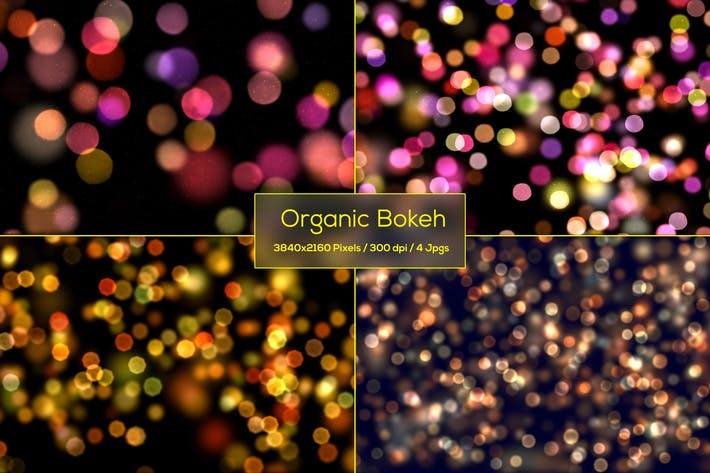 Thumbnail for Organic Bokeh Backgrounds