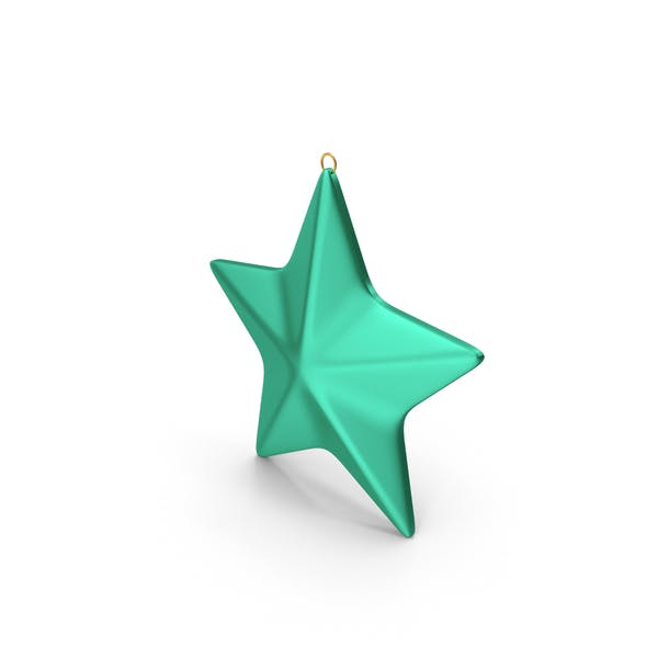 Thumbnail for Star Ornament