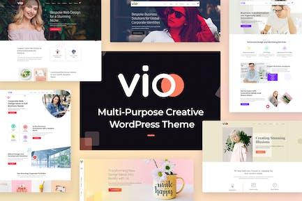 Vio - Multi-purpose Creative WordPress Theme