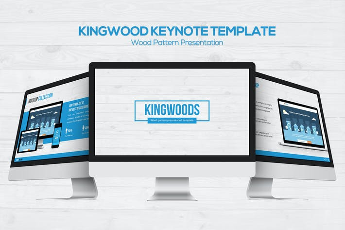 Thumbnail for Kingwood Keynote Template