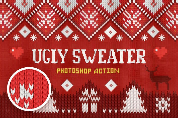 Thumbnail for Ugly Christmas Sweater Action