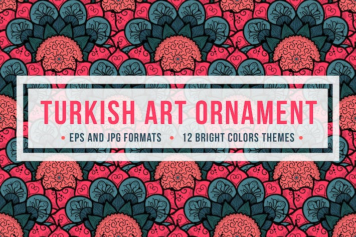 Thumbnail for Turkish Art Ornament