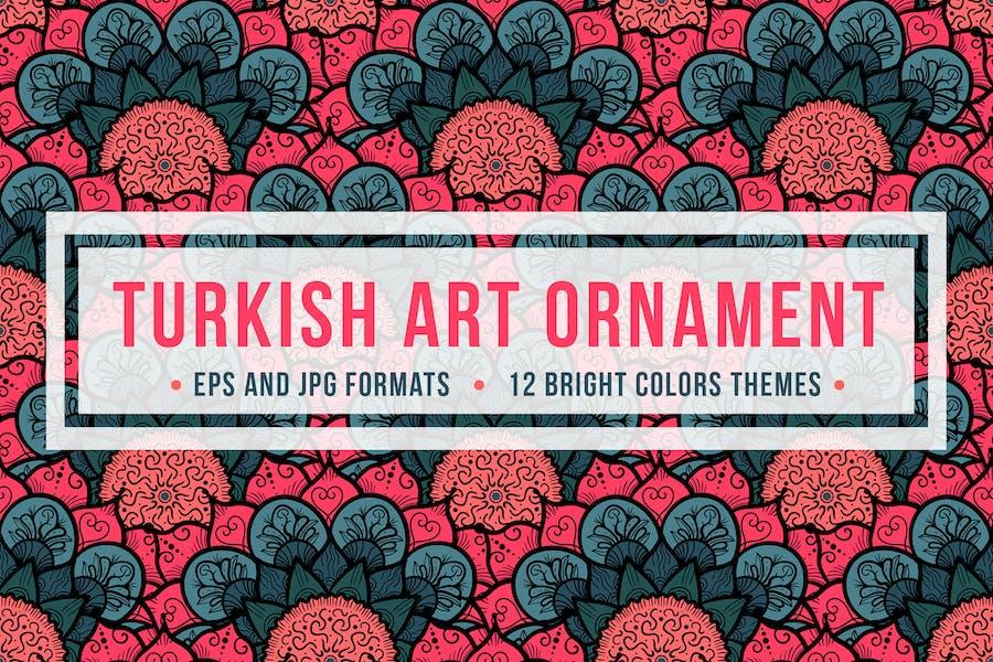 Turkish Art Ornament