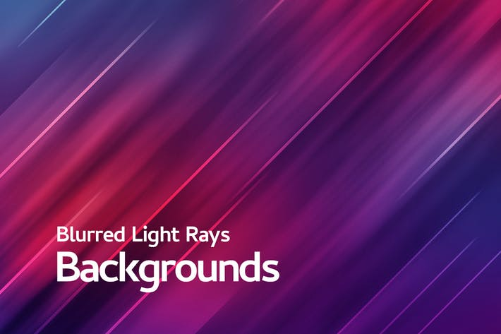 Thumbnail for Blurred Light Rays Backgrounds