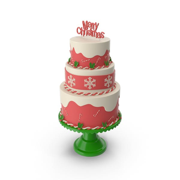 Thumbnail for Christmas and Holiday Cake