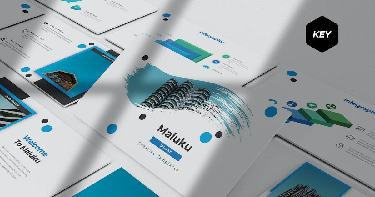 Download Maluku - Keynote Template by aqrstudio