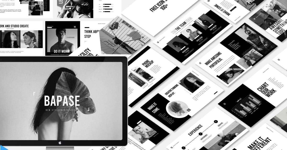 Download Bapase Creative Business Keynote - JJ by templatehere
