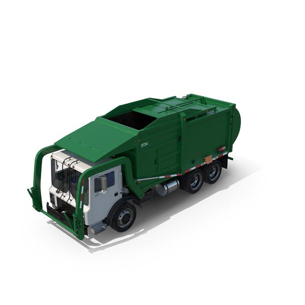 Thumbnail for Garbage Truck