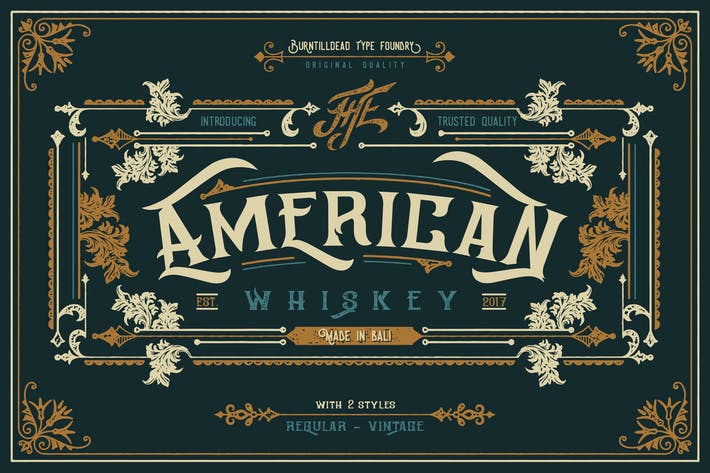 Thumbnail for American Whiskey