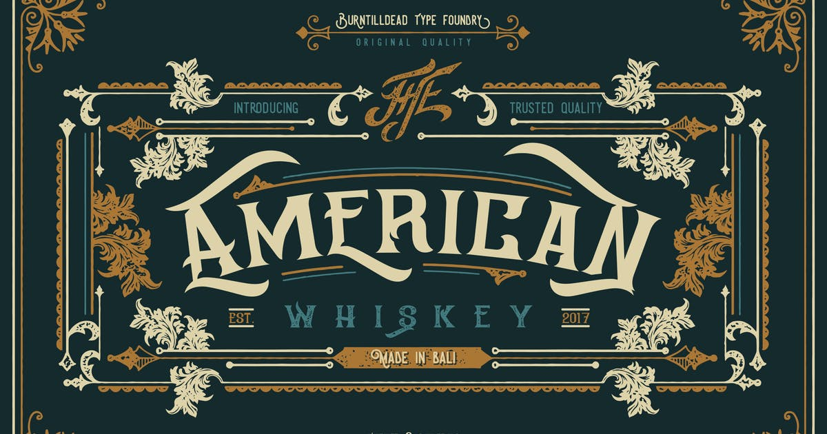 Download American Whiskey by Eric_Burntilldead