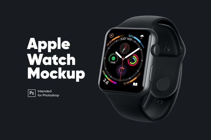 Thumbnail for Apple Watch Mockup