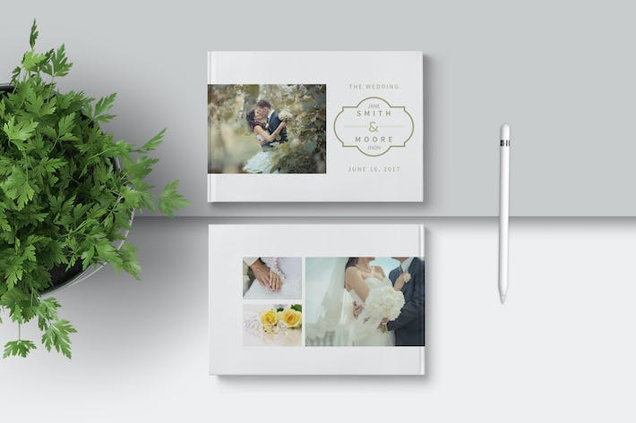 Thumbnail for Simple Wedding Album
