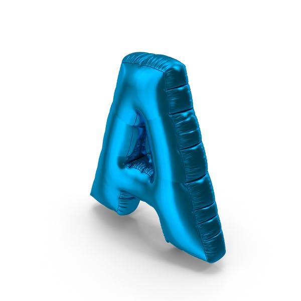 Foil Balloon Letter A